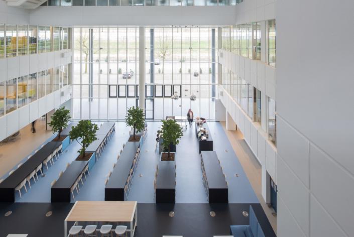 Transformatie Politie Diensten Centrum Rotterdam