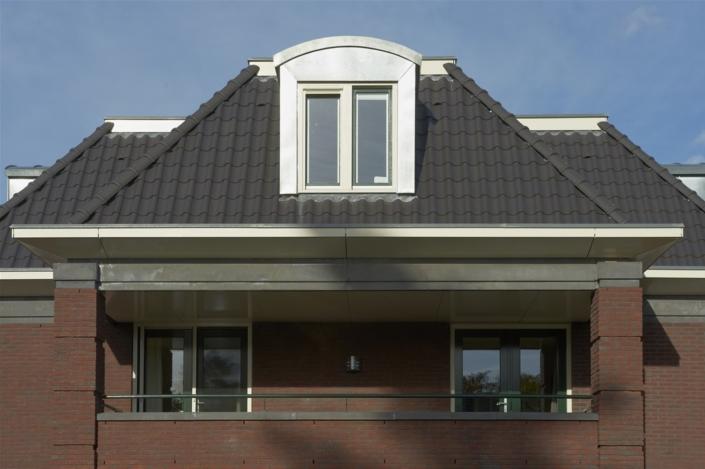 Nieuwbouw vilas De Boschrand te Den Dolder