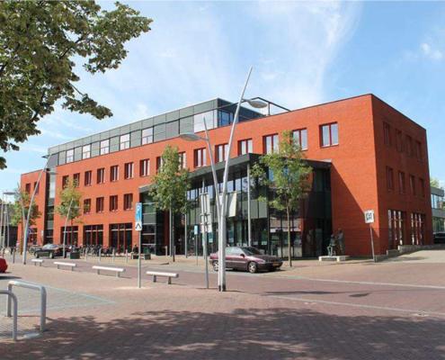 Gemeente Baldel gemeentehuis