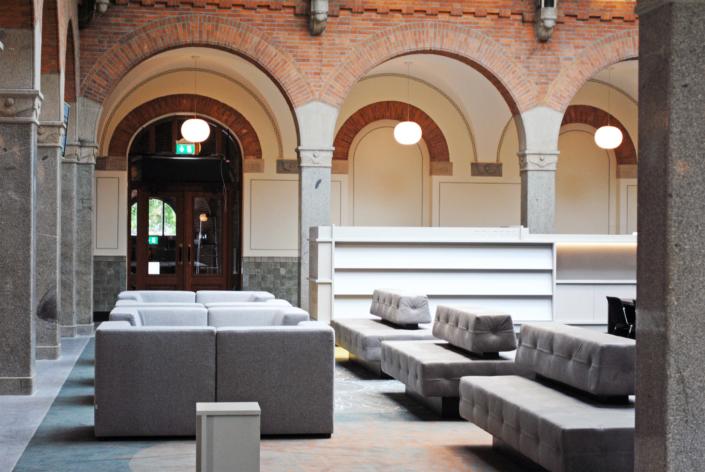 Publiekslocatie Centrum Stadhuis in Rotterdam