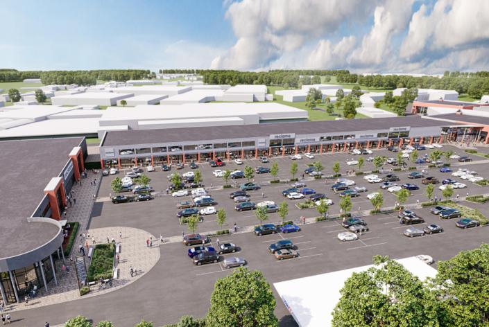 Revitalisatie Trefcenter in Venlo
